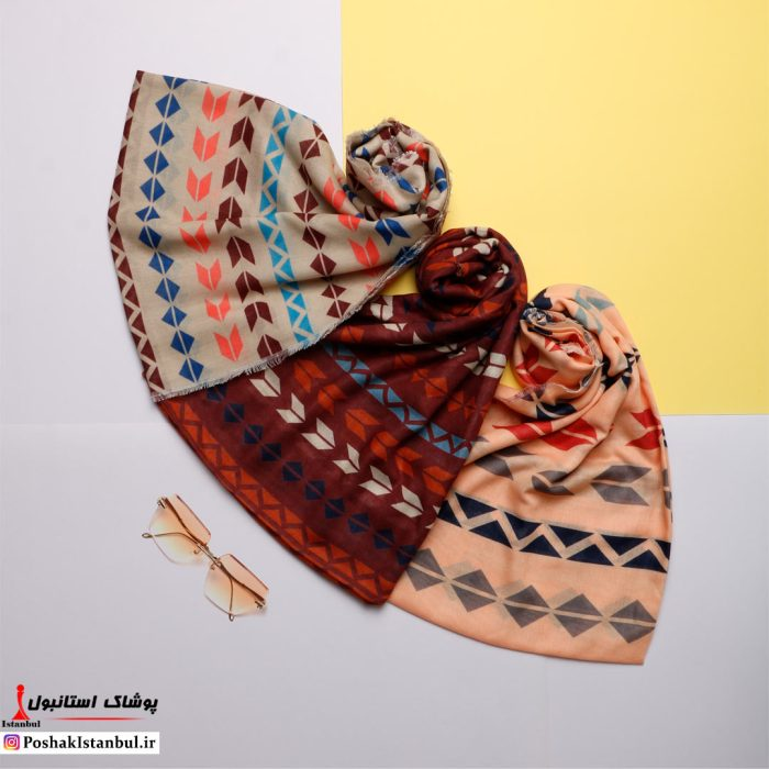رنگبندی روسری زنانه تی پود