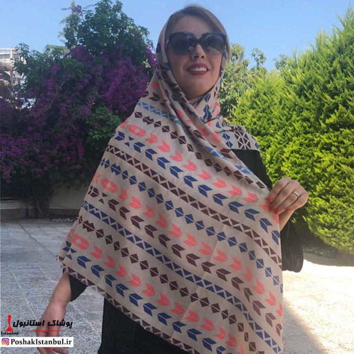 روسری تی پود