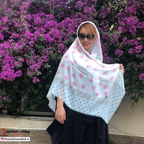 خرید اینترنتی روسری زنانه اشارپ