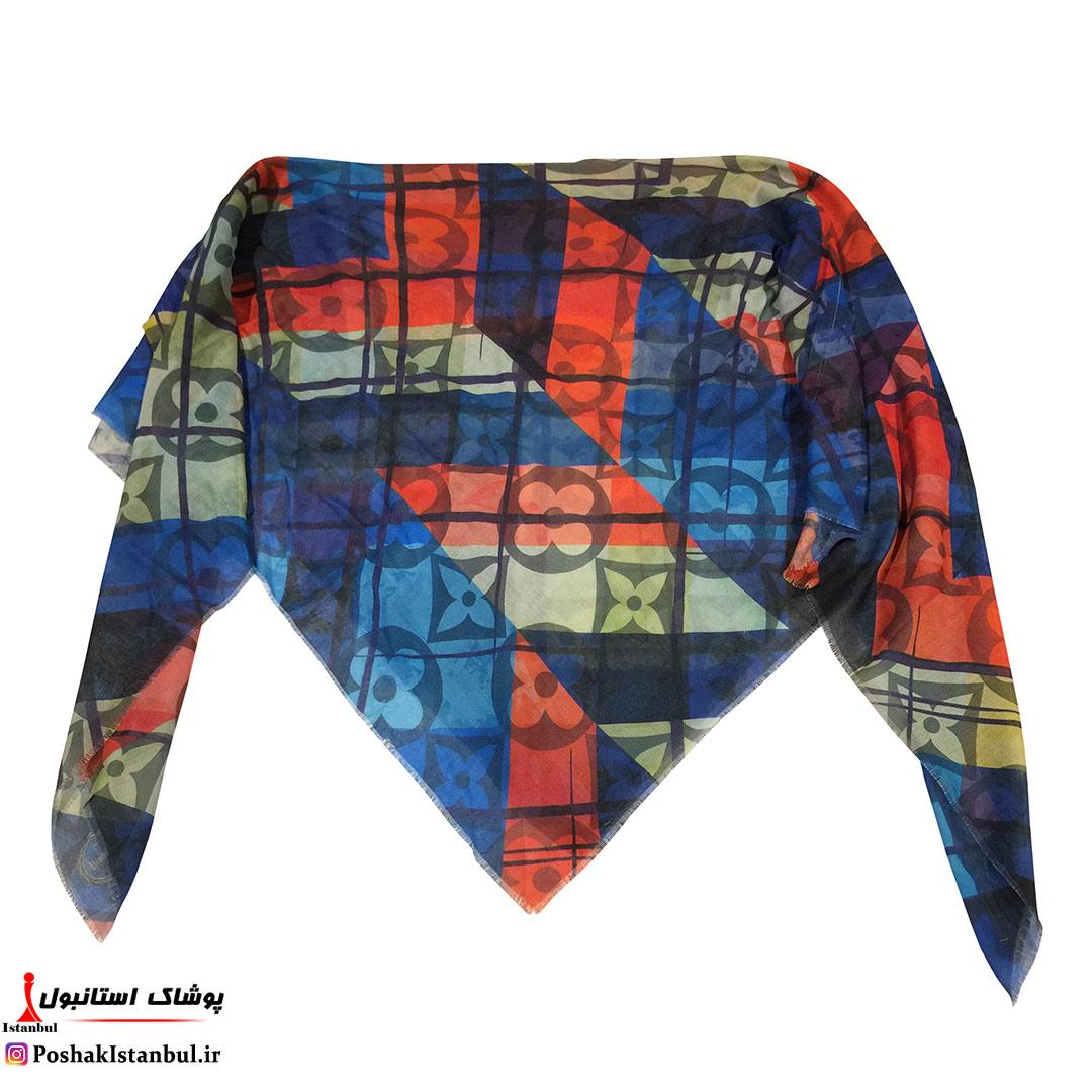 روسری طرح دار کد258