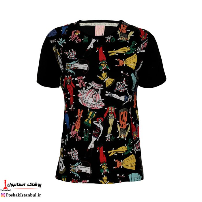 تی شرت زنانه باربی