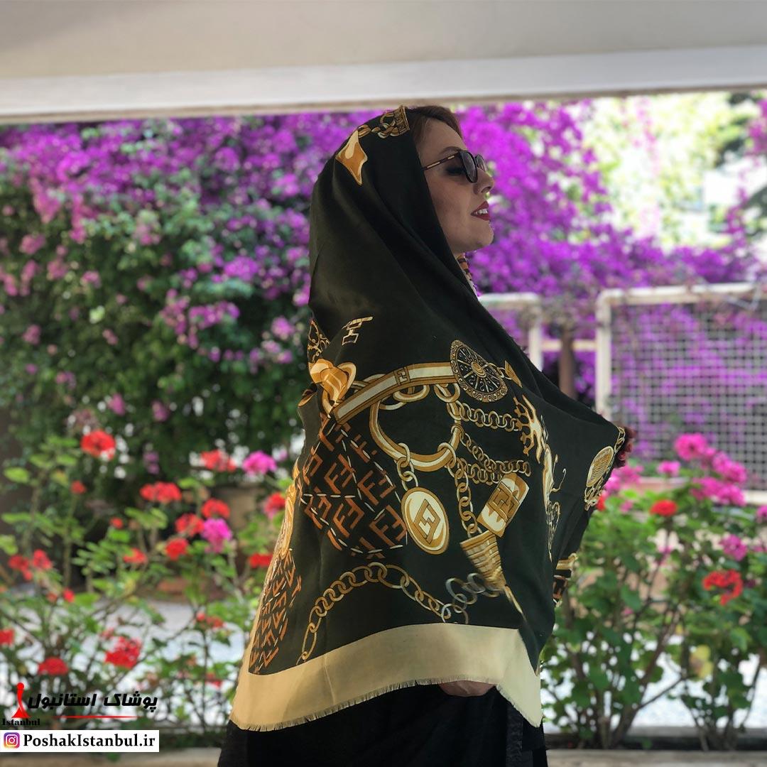 قیمت روسری زنانه مجلسی