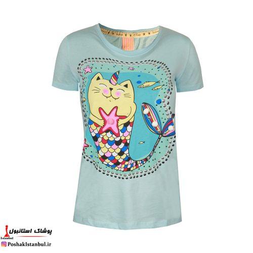 تی شرت زنانه شاه ماهی