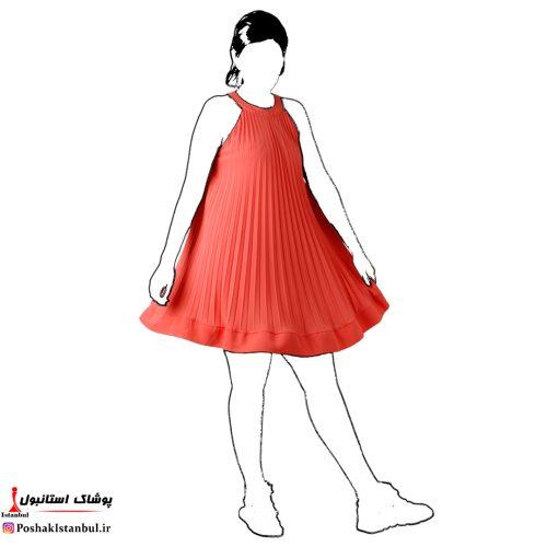 فروش اینترنتی پیراهن دخترانه جدید