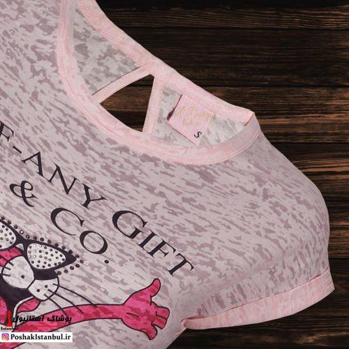 فروش آنلاین تی شرت دخترانه جدید