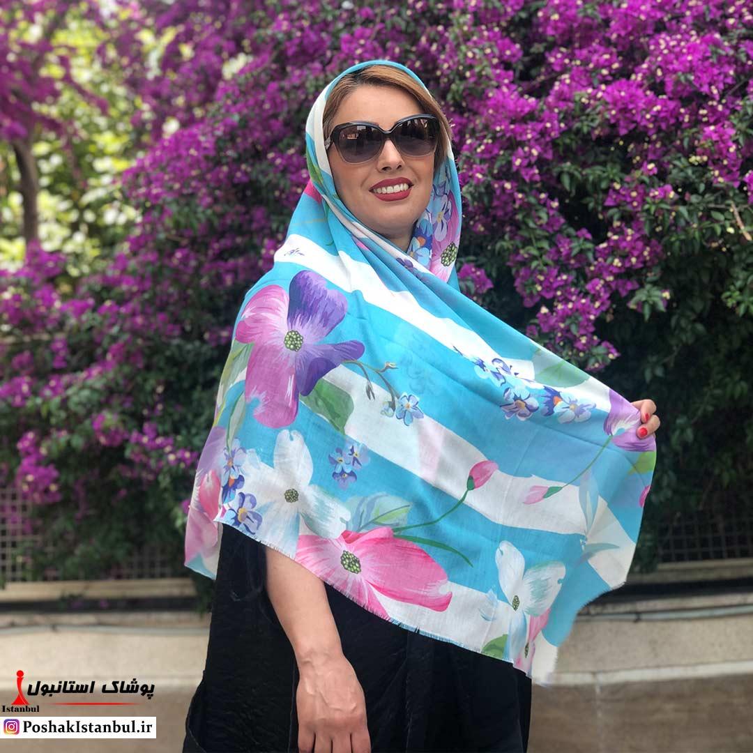خرید آنلاین روسری جدید