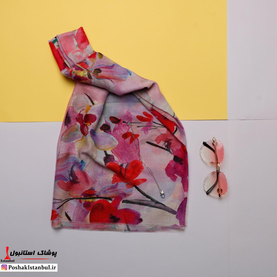 روسری چاپی شادان