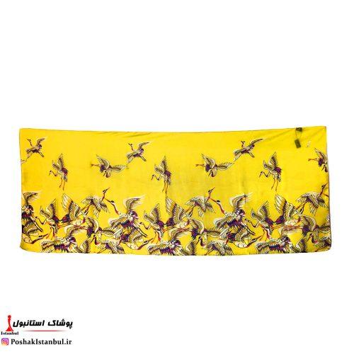 خرید شال زنانه چاپی از پوشاک استانبول
