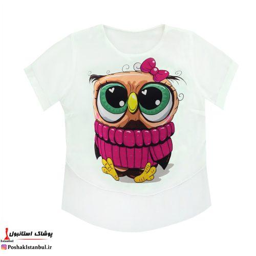 خرید تی شرت زنانه حریر از پوشاک استانبول