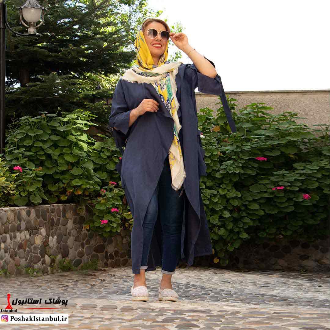 خرید مانتو ساده از پوشاک استانبول