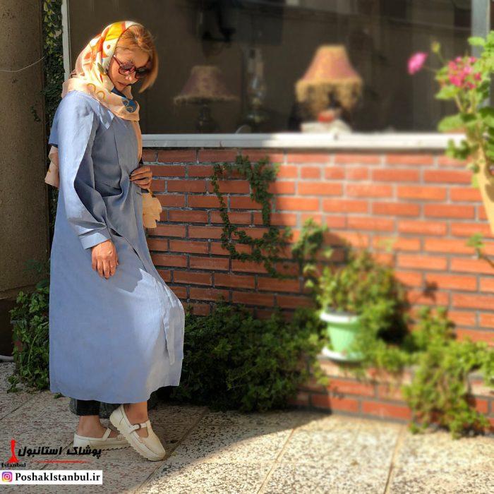 مدل جدید مانتو زنانه آیرال