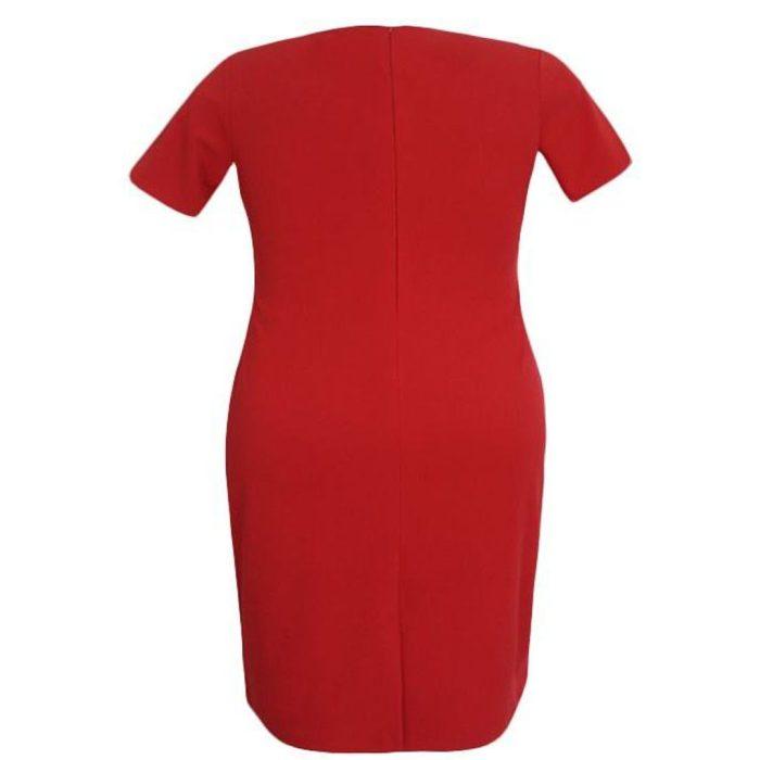 خرید پیراهن زنانه استانبول قرمز