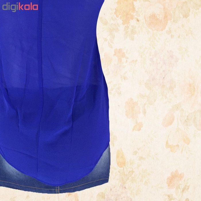 مدل جدید پیراهن جین