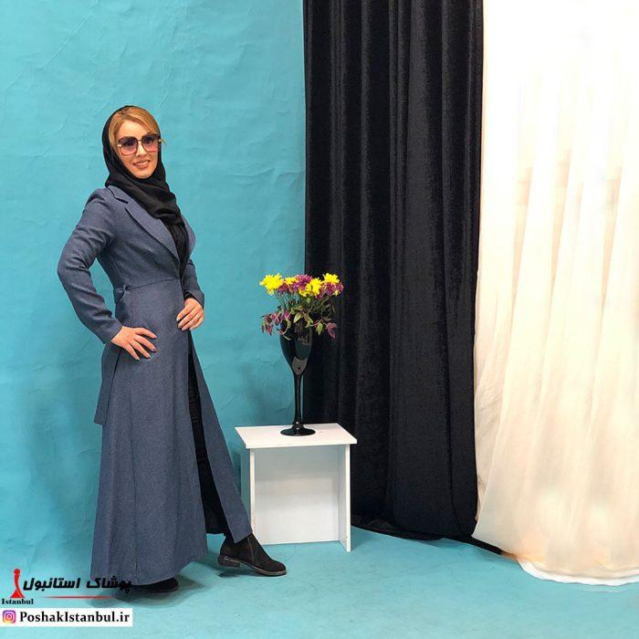مدل جدید مانتو زنانه