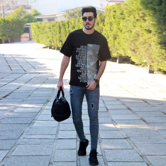 جدید ترین مدل تیشرت مردانه اسپرت
