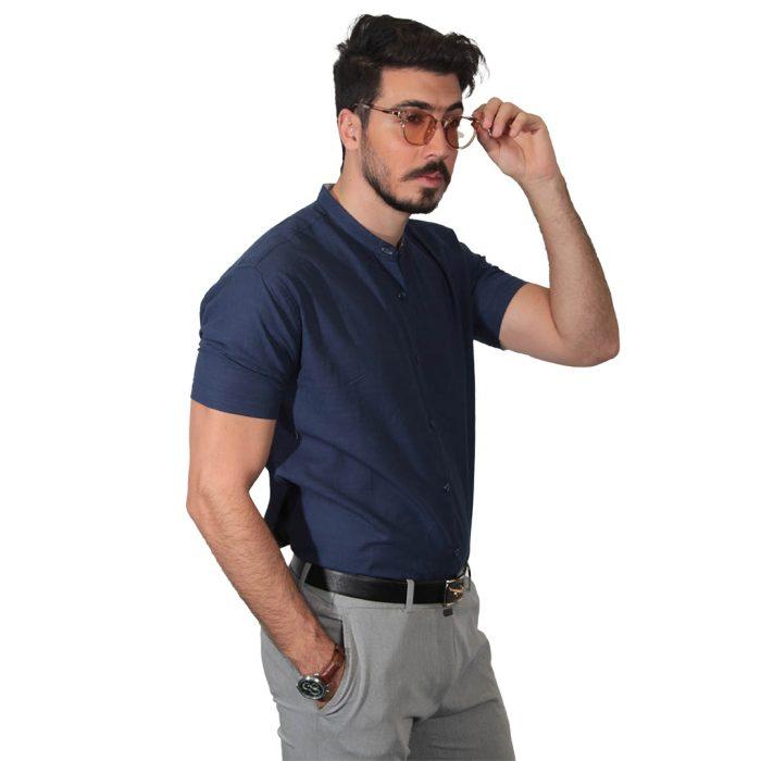 جدید ترین مدل پیراهن مردانه آستین کوتاه