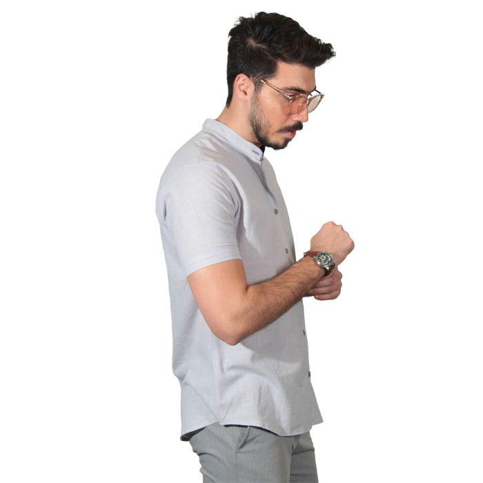 انواع پیراهن مردانه آستین کوتاه