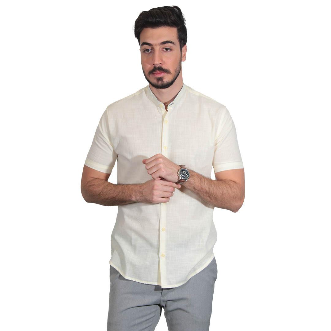 انواع پیراهن مردانه یقه دیپلمات