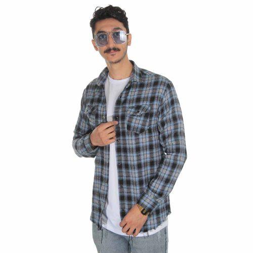خرید مدل های جدید پیراهن مردانه زمستانی