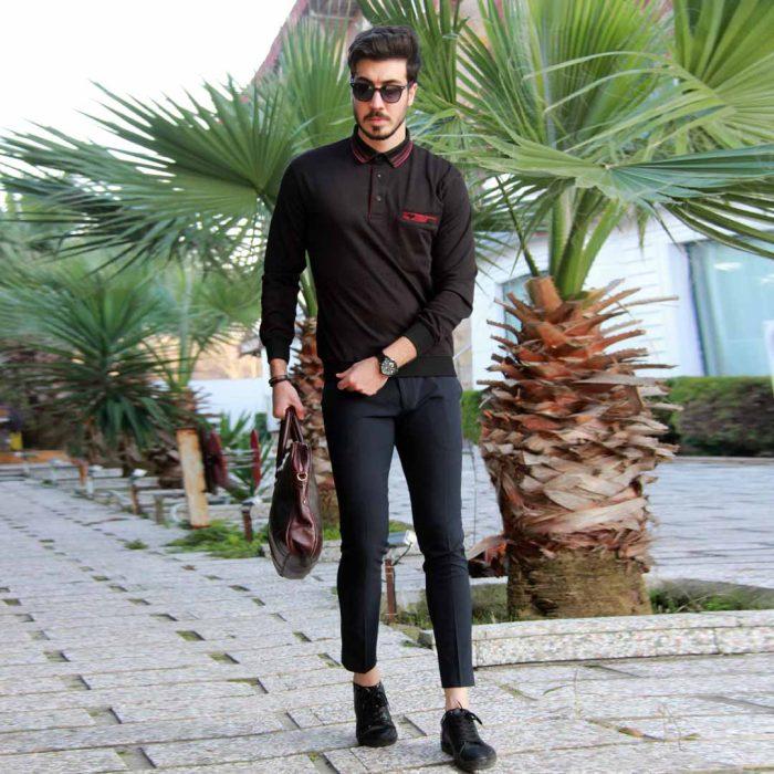 جدید ترین بلوز مردانه بهاره 1400