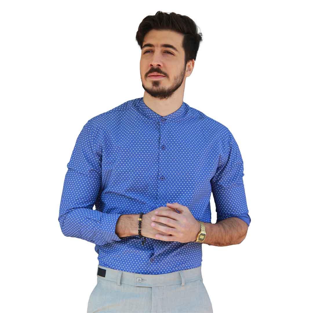 جدید ترین پیراهن های مردانه طرح دار