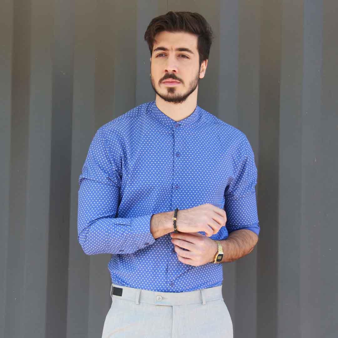 جدید ترین پیراهن های مردانه اسپرت