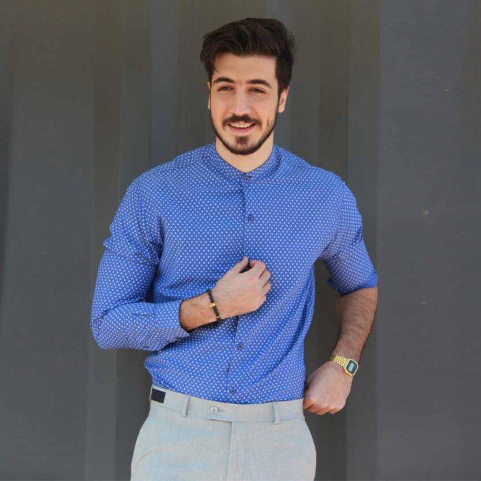 خرید پیراهن مردانه بهاره