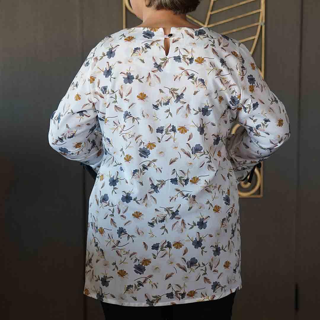 پیراهن سایز بزرگ