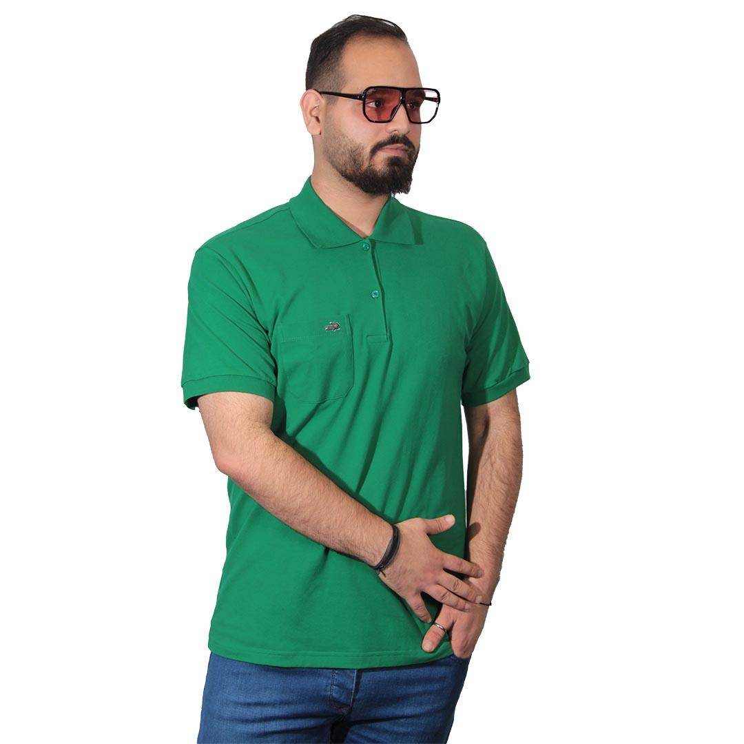 تیشرت مردانه یقه دار