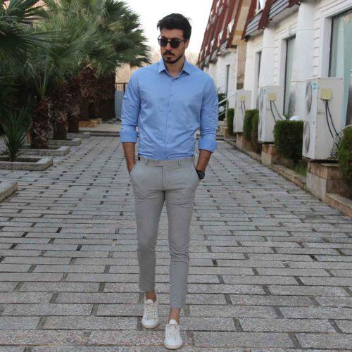 مدل های جدید پیراهن مردانه تابستانی