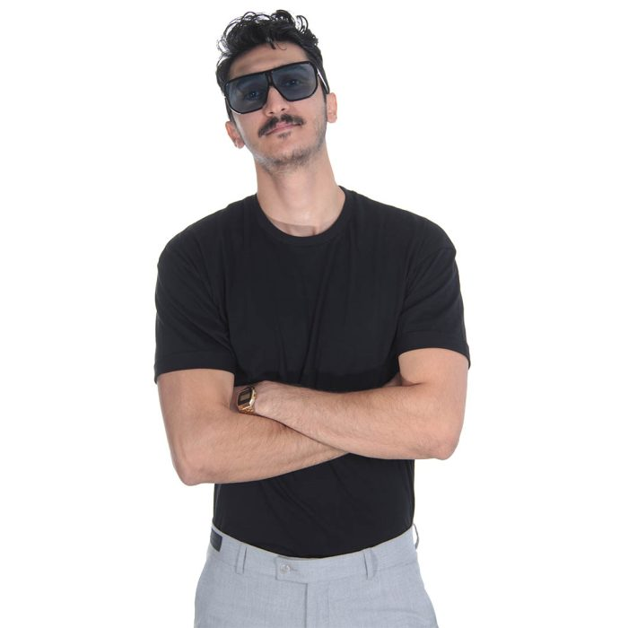 تیشرت مردانه نخ پنبه