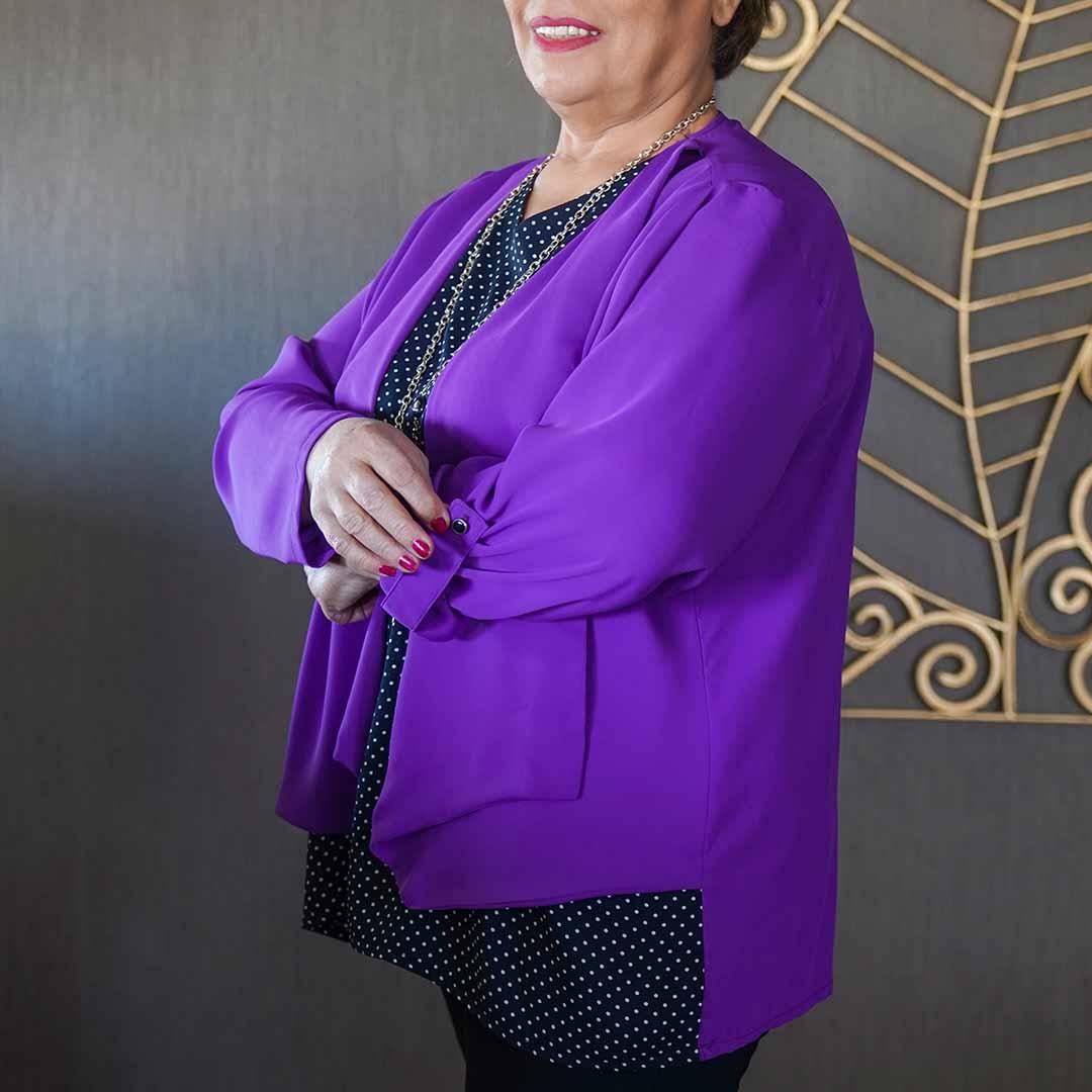 خرید بلوز زنانه طرحدار