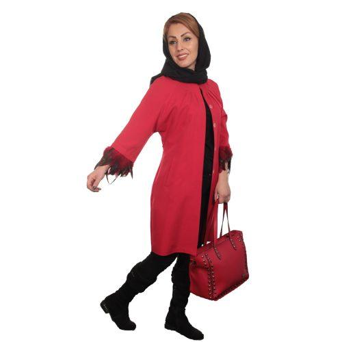 خرید آنلاین مانتو زنانه کوتاه