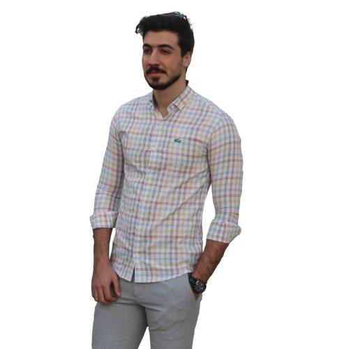 جدید ترین مدل پیراهن مردانه چهار خانه