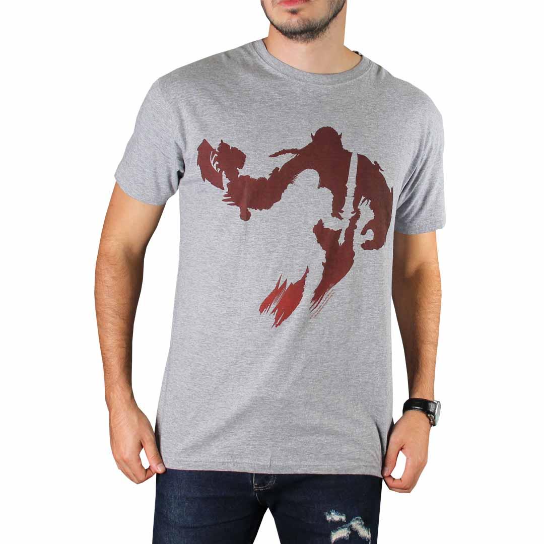 تی شرت چاپدار